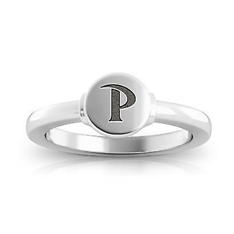 Pepperdine University Pepperdine Logo Engraved Signet Ring