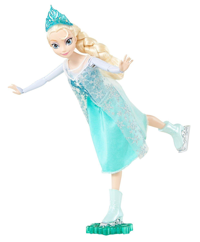 Disney Frozen - Ice Skating Elsa