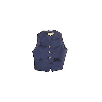 ShowQuest Showquest Adults Waistcoat Plain