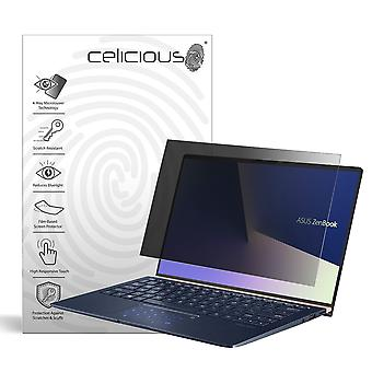 Celicious Privacy Plus 4-Way Anti-Spy Filter Screen Protector Film Compatible with Asus Zenbook 13 UX333FN (Standard Display)
