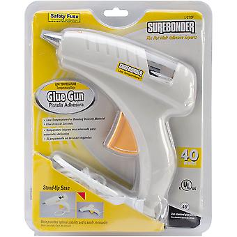40W Full Size Glue Gun with Safety Fuse Low Temp L 270F