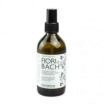 Phytorelax Fiori di Bach relaxing massage body oil 200ml