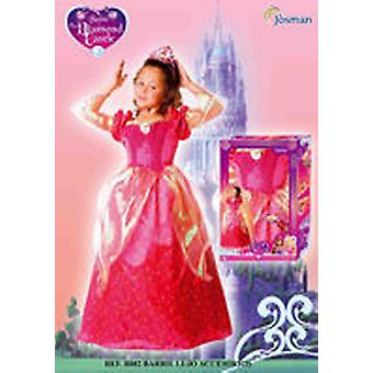 Josman Barbie Costume Castle Size 3 (Kids , Toys , Costumes)