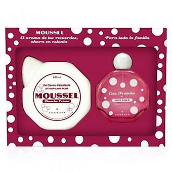Moussel September 2 Pieces (Woman , Cosmetics , Body Care , Shower and bath , Bath gels)