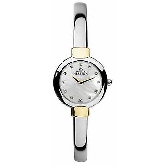 Michel Herbelin Womens Salambo Two Tone Bangle 17410/BT59 Watch