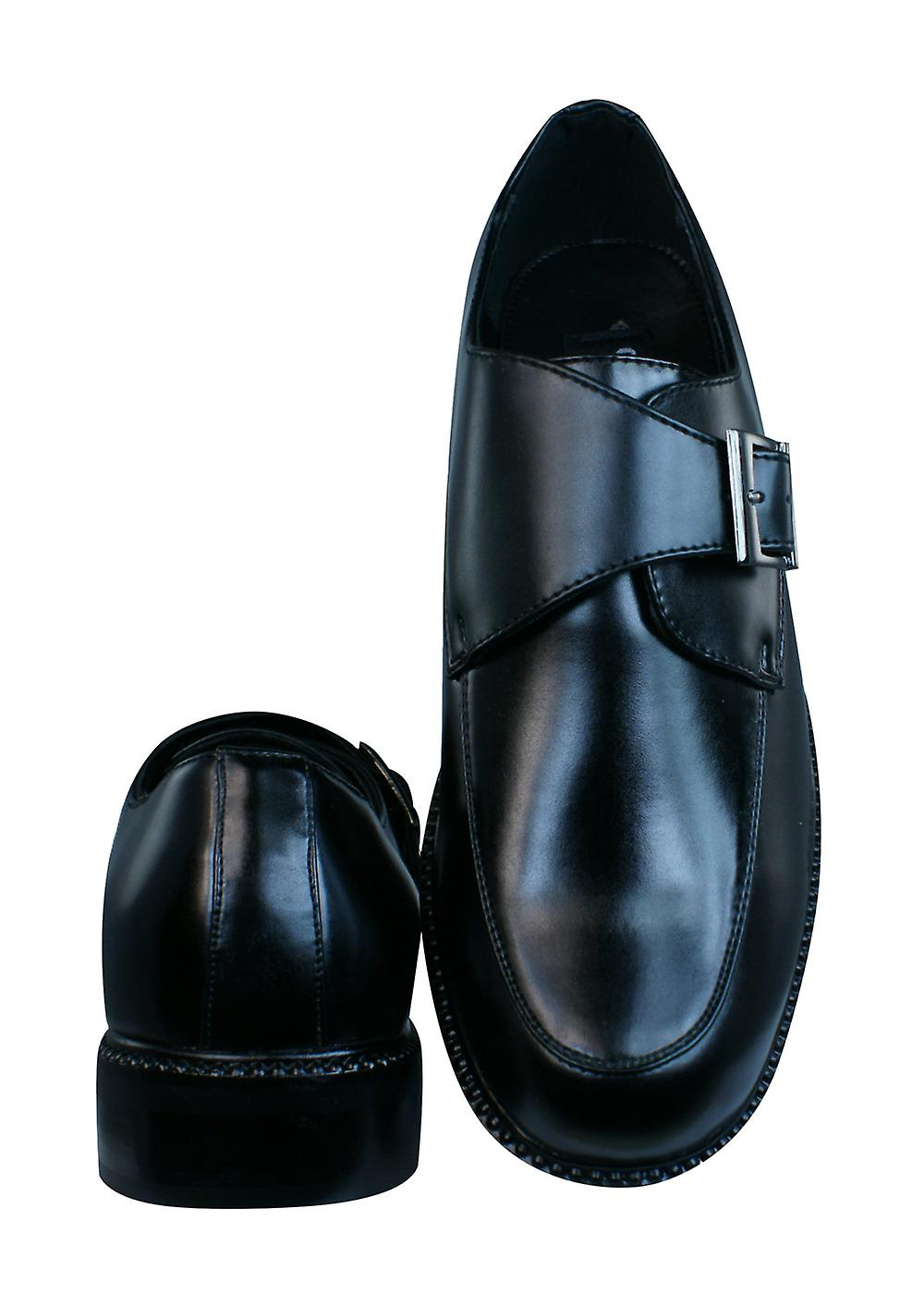 On and Off Mens Slip on Shoes - - - Black d512e9