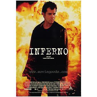 Inferno elokuvan juliste tulosta (27 x 40)