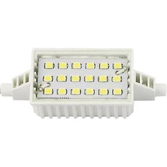 LED R7s Tubular 6 W Warm white (Ø x L) 28 mm x 78 mm EEC: A+ LightMe 1 pc(s)