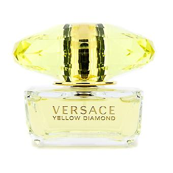 Versace Yellow Diamond Eau De Toilette Spray 50ml / 1.7oz