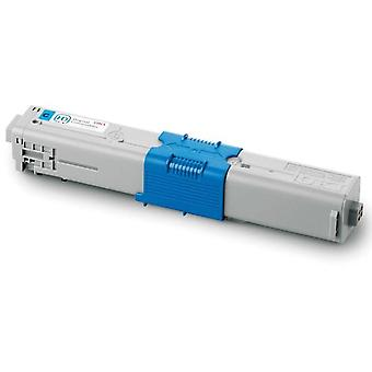 OKI Printer Toner 44469706 cyan for c310 / 330 (Home , Electronics , Printing , Ink)
