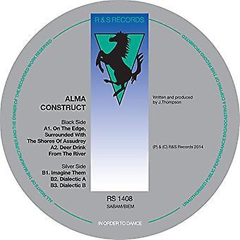 Alma Construct - Alma Construct [Vinyl] USA import
