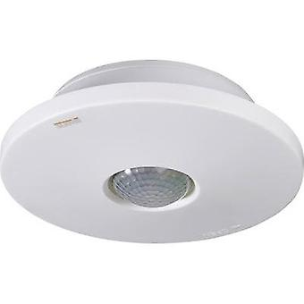 Recess-mount Motion detector Suevia SU136512 360 ° White IP20