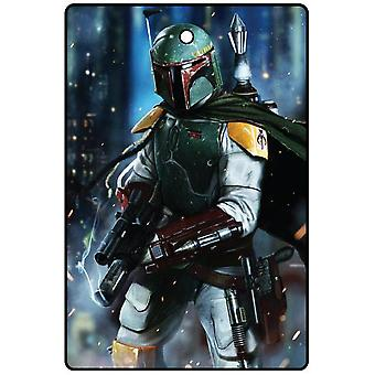 Boba Fett Bounty Hunter Car Air Freshener