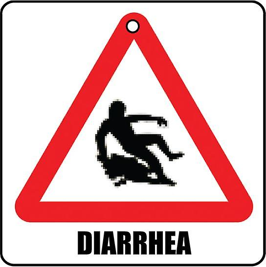 Diarrhea Car Air Freshener