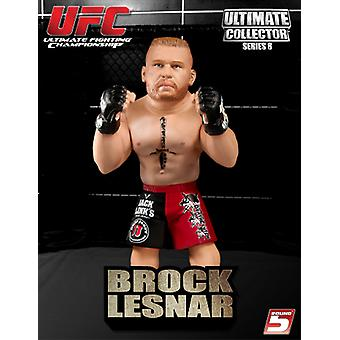 Runda 5 UFC Ultimate Collector Series 8 figurka - Brock Lesnar