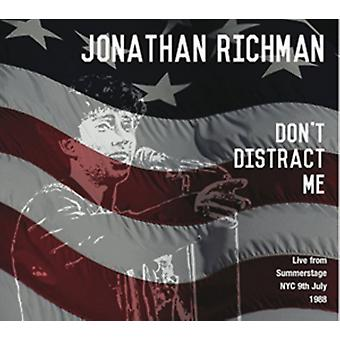 Don't Distract Me - Live from SummerStage NYC 9th July 1988 by Jonathan Richman
