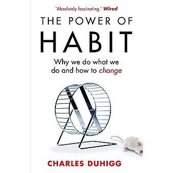 The Power of Habit: Why We Do What We Do and How to Change (Paperback) by Duhigg Charles