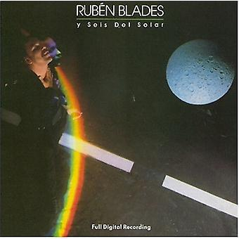 Ruben Blades - Agua De Luna [CD] USA import