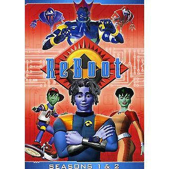 Reboot - Reboot: Seasons 1 & 2 [DVD] USA import