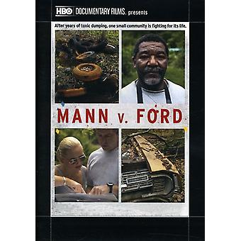 Mann V. Ford [DVD] USA import