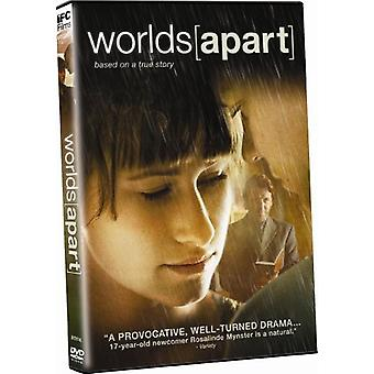 Worlds Apart [DVD] USA import