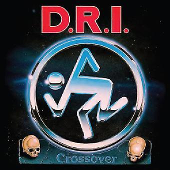 D.R.I. - Crossover [CD] USA importerer