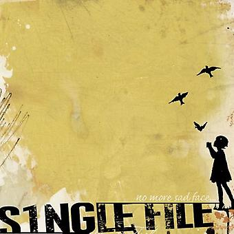 Single File - No More Sadface [CD] USA import
