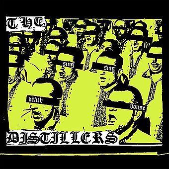 Distillers - Sing Sing Death House [Vinyl] USA import