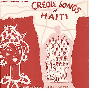 Creole Songs of Haiti - Creole Songs of Haiti [CD] USA import