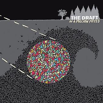 Draft - In a Million Pieces [CD] USA import