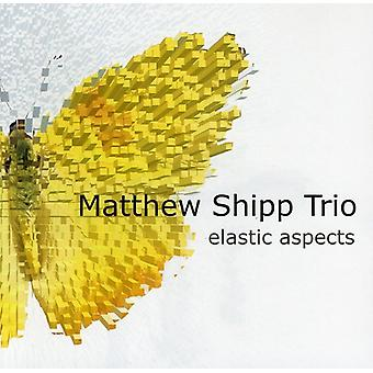 Matthew Shipp Trio - Elastic Aspects [CD] USA import
