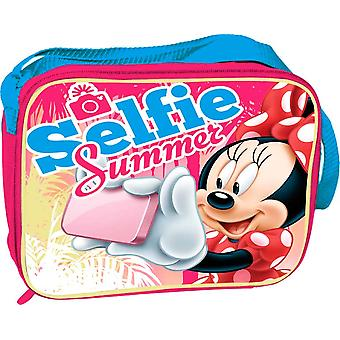 Kids Euroswan Lunch Bag Termica Minnie (Toys , School Zone , Backpacks)