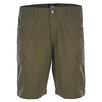 DICKIES Mens Whelen Springs Shorts – Dark Olive Work Shorts 01 220129 DKO mens w