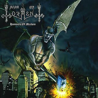 Labyrint af Pine - hamre af Mayhem [CD] USA import