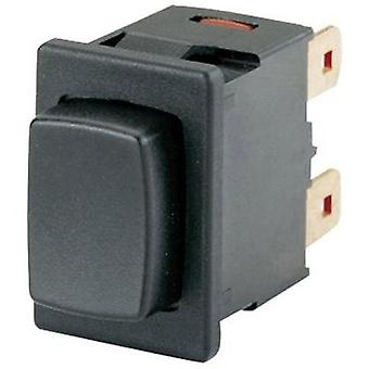 Pushbutton switch 250 Vac 16 A 1 x Off/On Marquardt