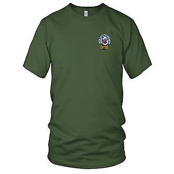 US Navy CVS-20 USS Bennington gestickt Patch - Kinder T Shirt