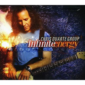 Chris Duarte Group - Infinity Energy [CD] USA import