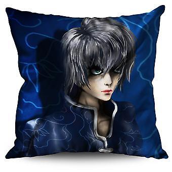 Being Fantasy Guy Linen Cushion Being Fantasy Guy | Wellcoda