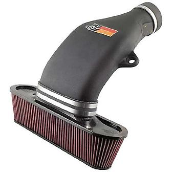 K&N 63-3060-AirCharger Performance Air Intake System