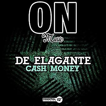 De Elagante - contant geld [CD] USA import