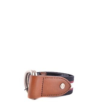 Fred Perry men's MCBI128225O multicolour polyester belt