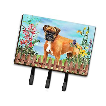 Carolines Treasures  CK1202TH68 German Boxer Spring Leash or Key Holder