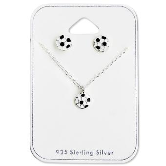 Football - 925 Sterling Silver Sets