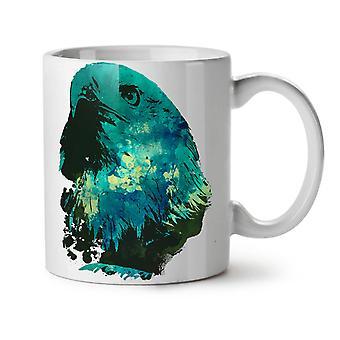 Wild Animal Eagle Bird NEW White Tea Coffee Ceramic Mug 11 oz | Wellcoda