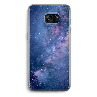Samsung Galaxy S7 Transparent Grenzfall - Nebel