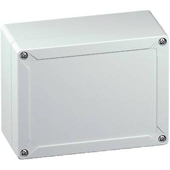 Build-in casing 162 x 122 x 90 Polycarbonate (PC) Light grey (RAL 7035)