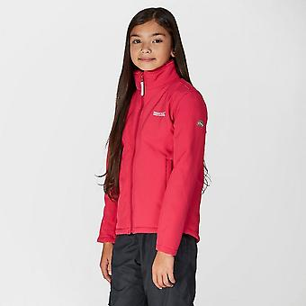 New Regatta Girl's Tato IV Softshell Jacket Pink