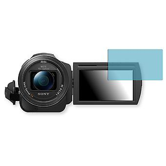 Sony FDR AX33 screen protector - Golebo view protective film protective film