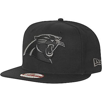 Nuova era 9Fifty Snapback Cap - Carolina Panthers nero grigio