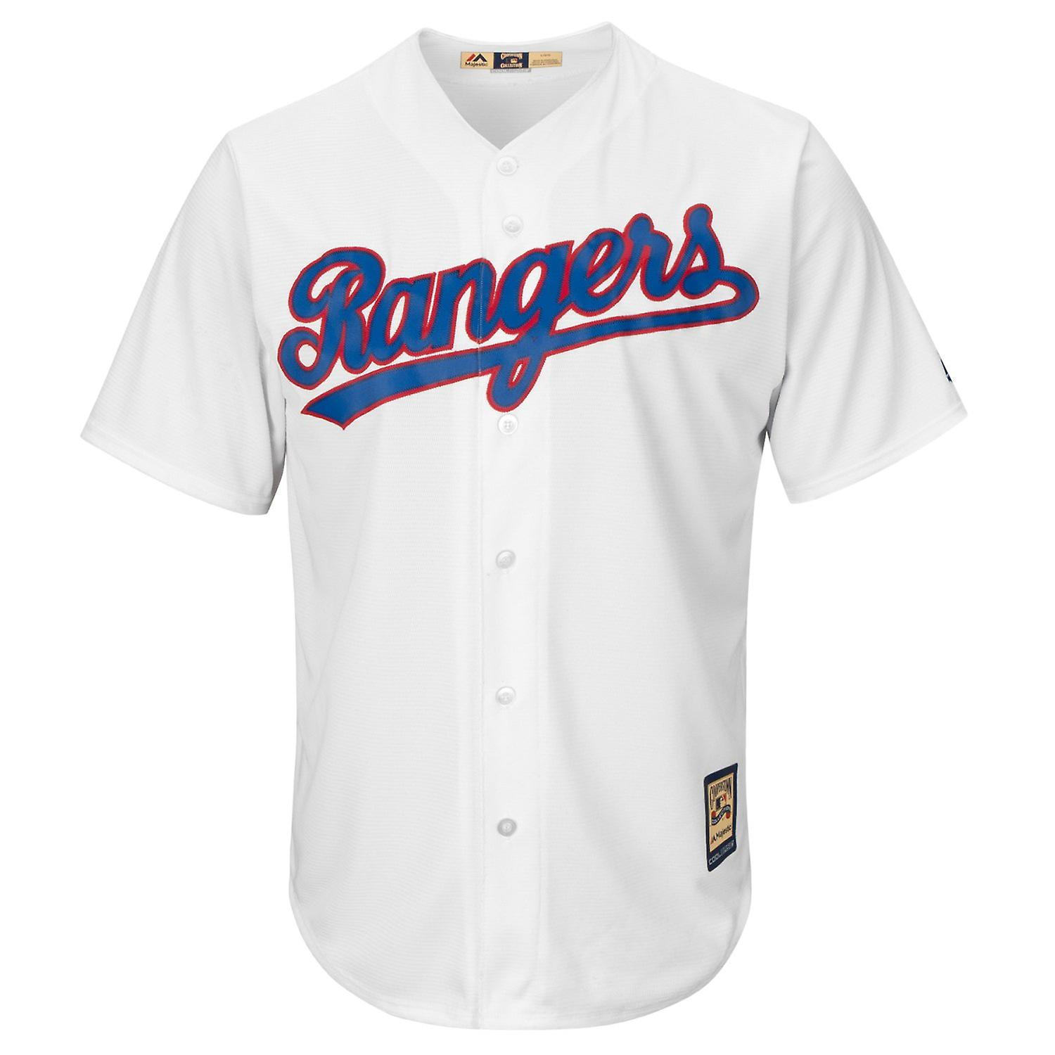 Cooperrider Townsend majestueux cool base Jersey - Texas Rangers